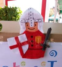 Cavaller Sant Jordi