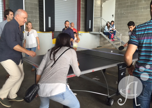 Taules de tenis taula per llogar