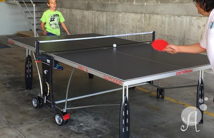Lloguer taula de ping pong