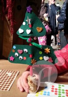 Taller d'arbre de Nadal
