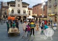Jocs gegants de carrer